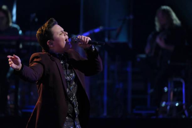 """CA: NBC'S """"The Voice"""" - """"Live Top 17 Performances"""" Episode 1912A"""
