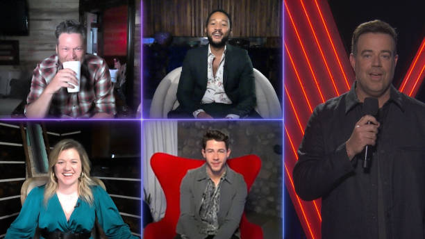 "CA: NBC'S ""The Voice"" - ""Live Top 17 Results"" Episode 1811B"
