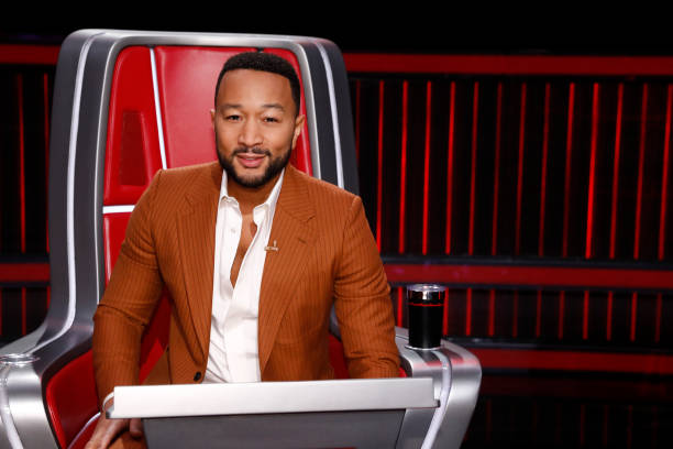 """CA: NBC'S """"The Voice"""" - """"Live Top 17 Results"""" Episode 1912B"""