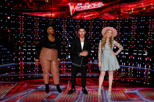"""CA: NBC'S """"The Voice"""" - """"Live Top 17 Results"""" Episode 2012B"""
