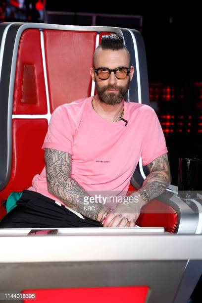 THE VOICE Live Top 8 Episode 1615A Pictured Adam Levine