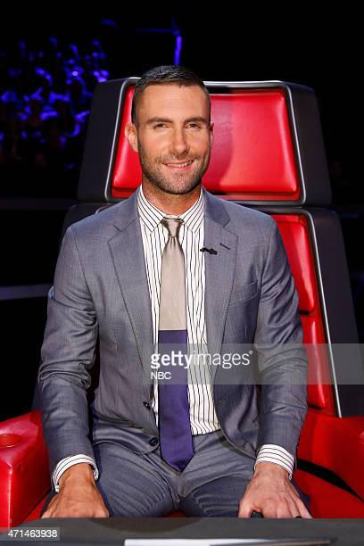 THE VOICE Live Top 8 Episode 815B Pictured Adam Levine