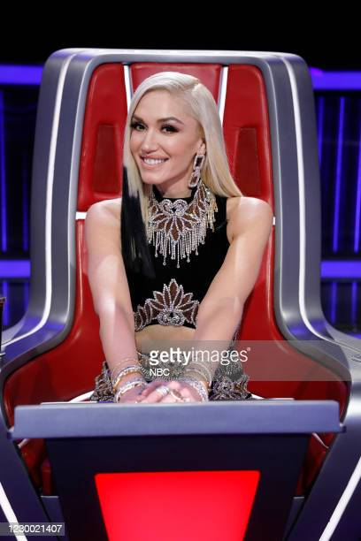 """Live Top 9 Results"""" Episode 1913B -- Pictured: Gwen Stefani --"""