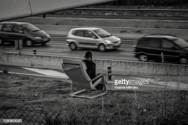 Live under a bridge (M40 - Madrid)