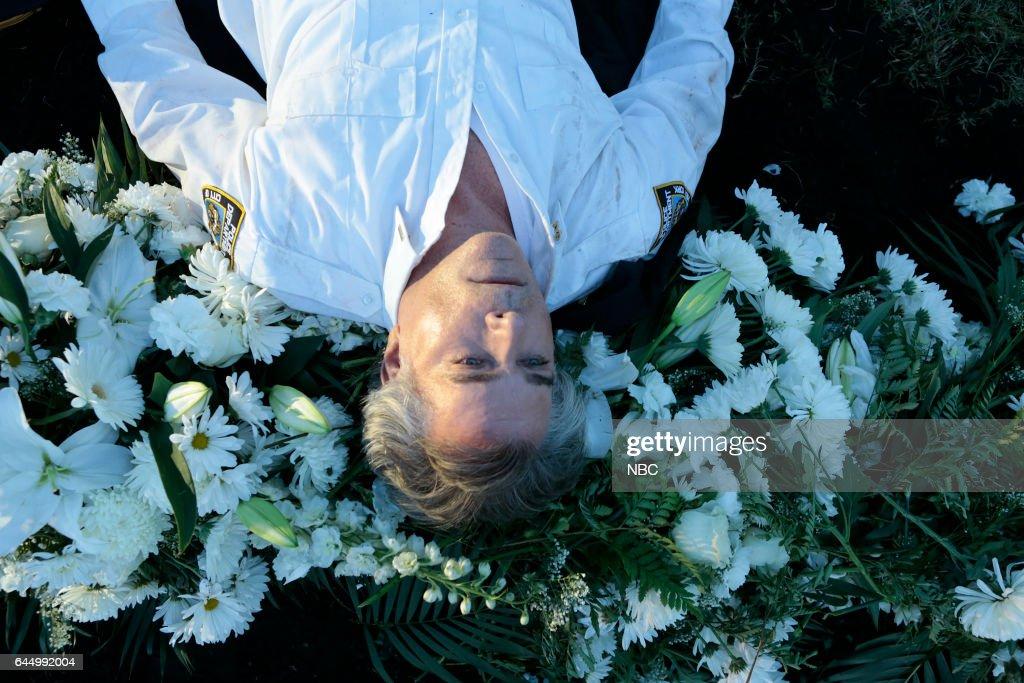 BLUE -- 'Live Wire Act' Episode 109 -- Pictured: Ray Liotta as Lt. Matt Wozniak --