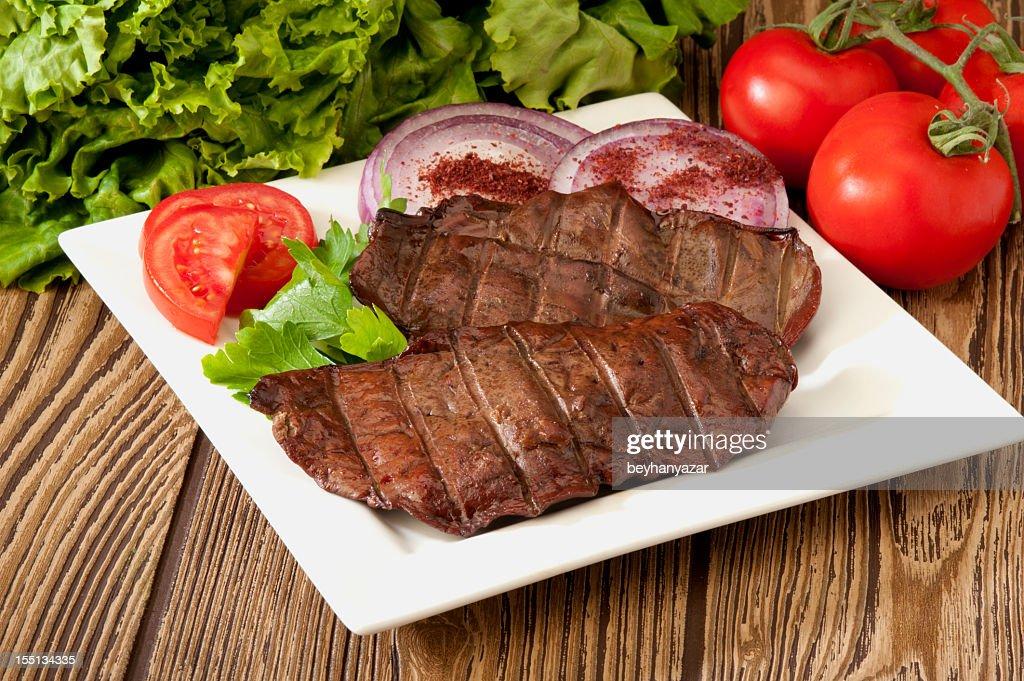 Liver : Stock Photo