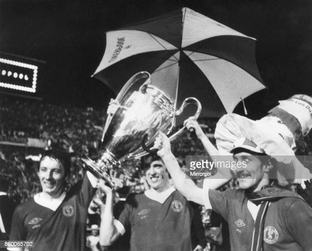 Liverpool 10 Real Madrid European Cup Final 1981 Parc des Princes Paris France Wednesday 27th May 1981