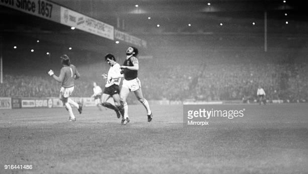 Liverpool 2-1 West Ham, League Cup Final Replay, Villa Park, Birmingham, Wednesday 1st April 1981.