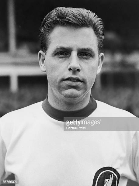 Liverpool and England righthalf Gordon Milne April 1965