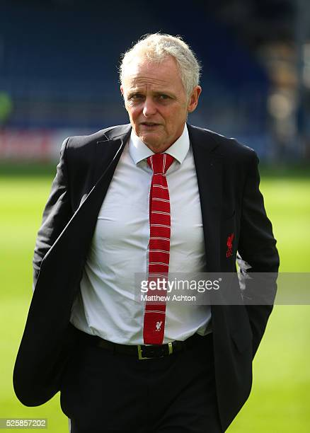 Liverpool and England team sports psychologist Steve Peters