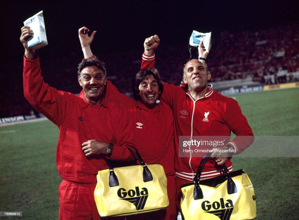 Liverpool v Borussia Monchengladbach - 1977 European Cup Final : News Photo