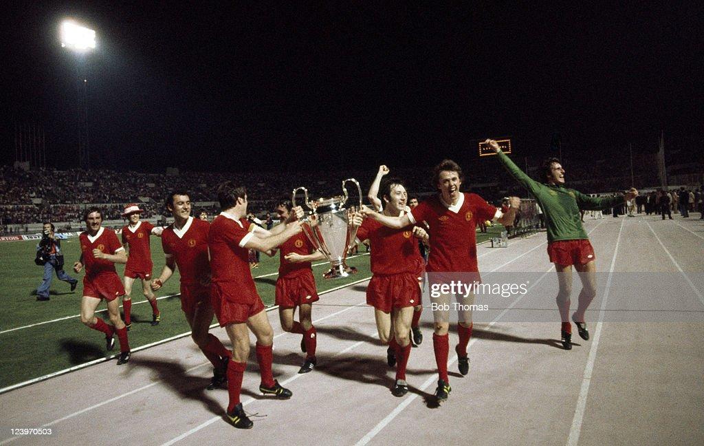 European Cup Final  -  Liverpool v Borussia Moenchengladbach : Nachrichtenfoto