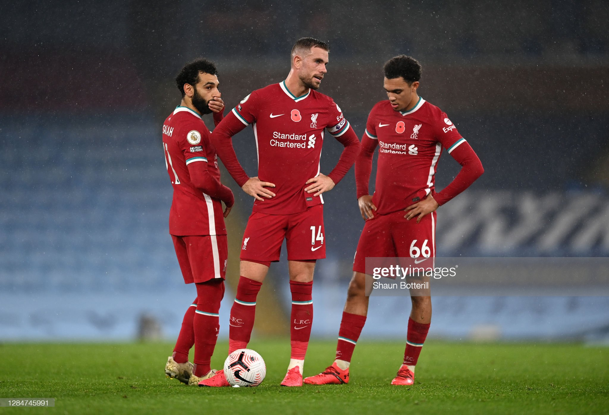 Liverpool's problems intensify