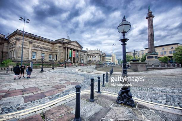 Liverpool Central Library and Walker gallery