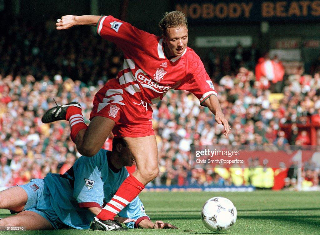 Liverpool v West Ham United : News Photo