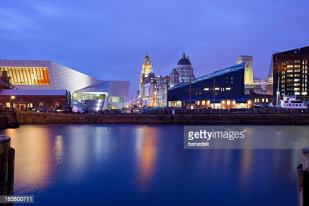 liverpool england uk - waterfront stock pictures, royalty-free photos & images