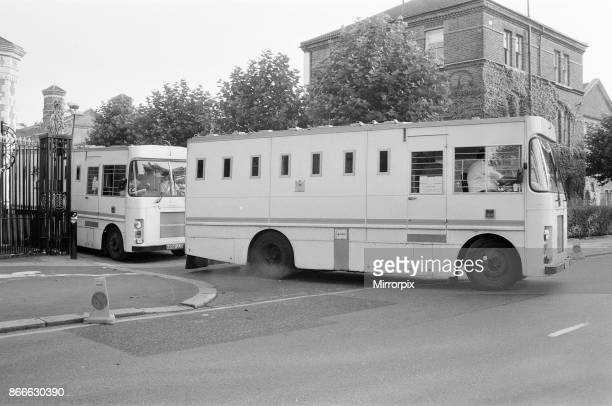 Liverpool Fans being extradited to Belgium to face manslaughter charges resulting from the 1985 riot at the Heysel Stadium in which 39 people were...