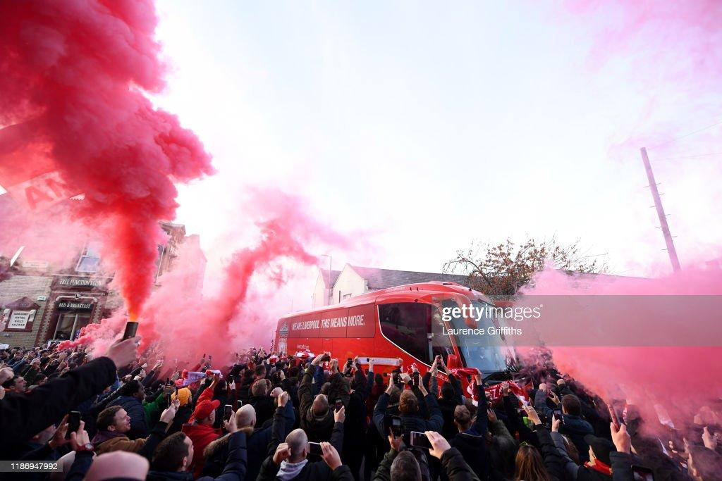 Liverpool FC v Manchester City - Premier League : ニュース写真