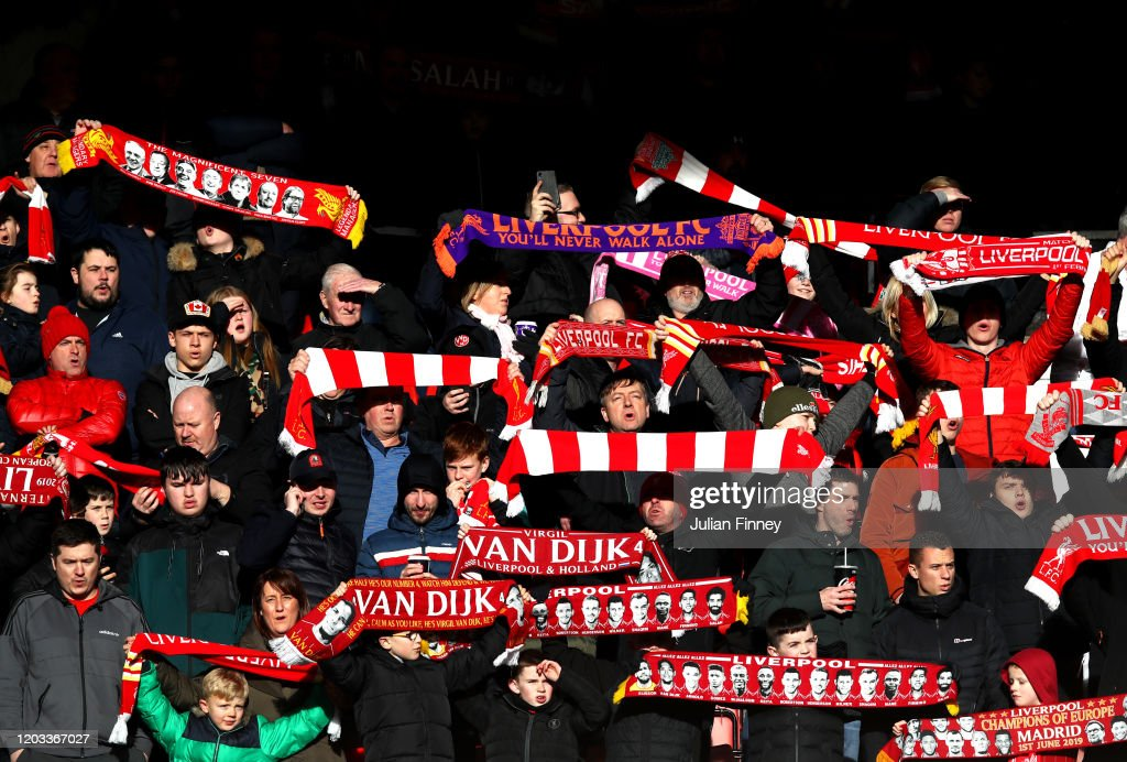 Liverpool FC v Southampton FC - Premier League : News Photo