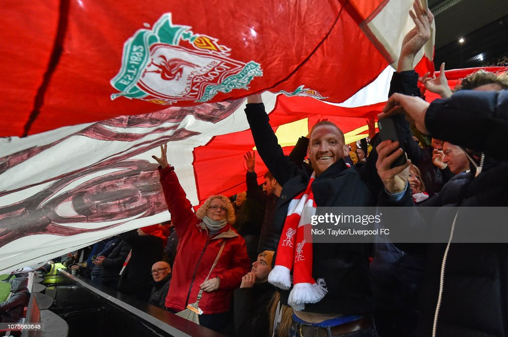 Liverpool FC v Arsenal FC - Premier League : News Photo