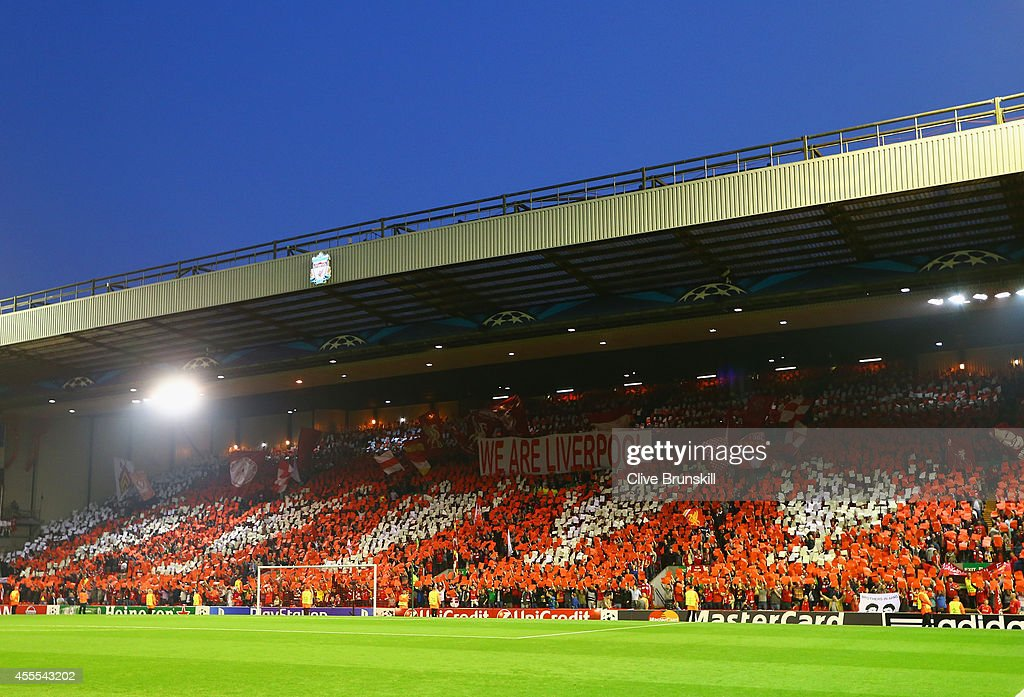 Liverpool FC v PFC Ludogorets Razgrad - UEFA Champions League : News Photo