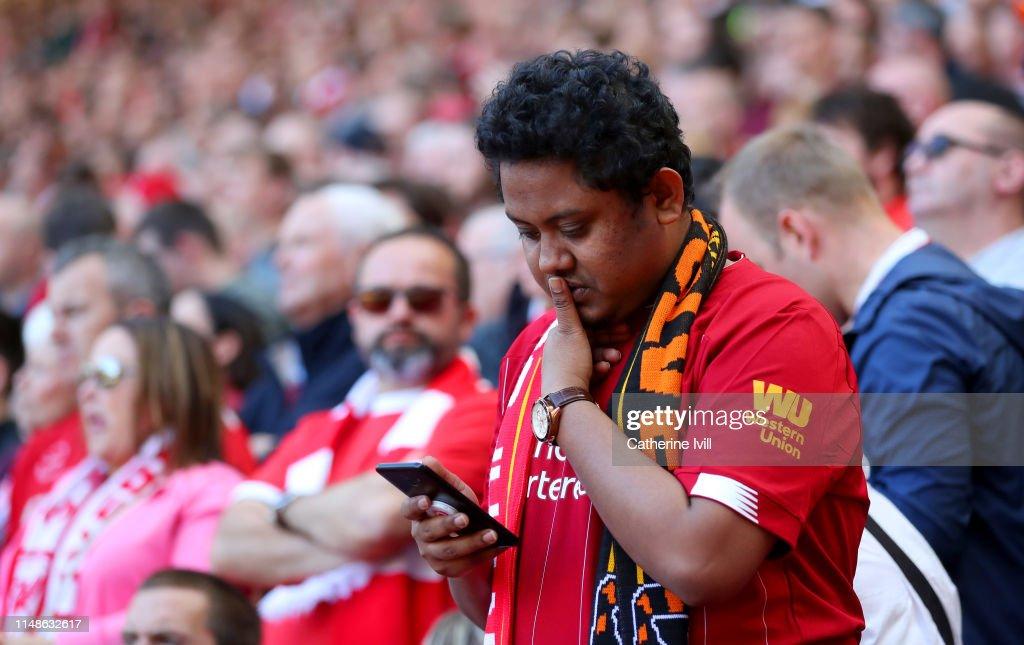 Liverpool FC v Wolverhampton Wanderers - Premier League : News Photo