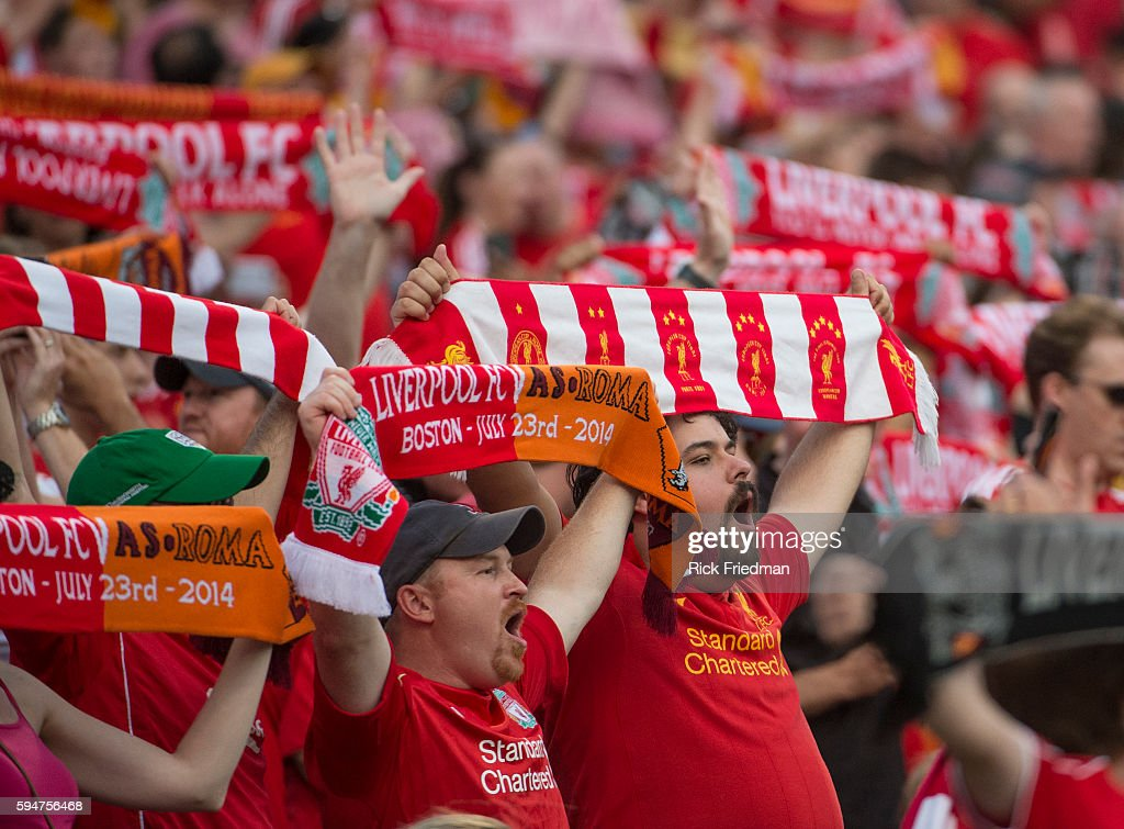 Soccer - AS Roma vs Liverpool FC : ニュース写真