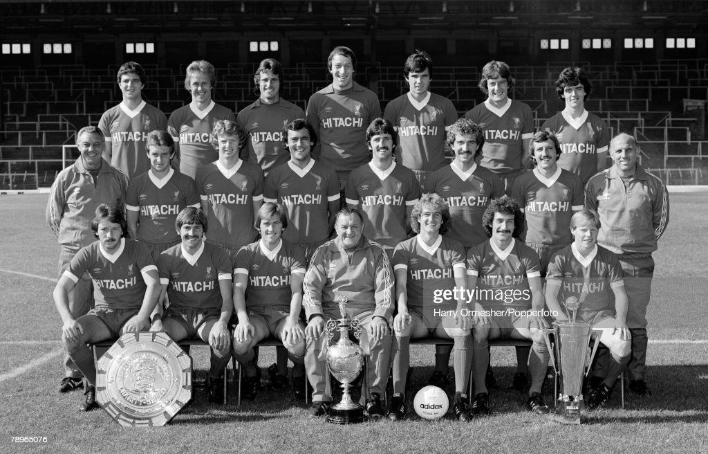 Liverpool FC - 1979/80 Season : News Photo