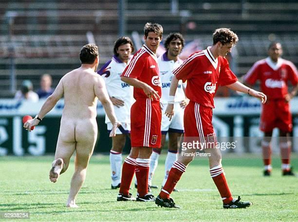 TESTSPIEL 1995 Liverpool FC LIVERPOOL AC FLORENZ SPEZIAL FLITZER