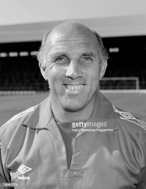 1979 Liverpool FC Photocall A picture of Ronnie Moran