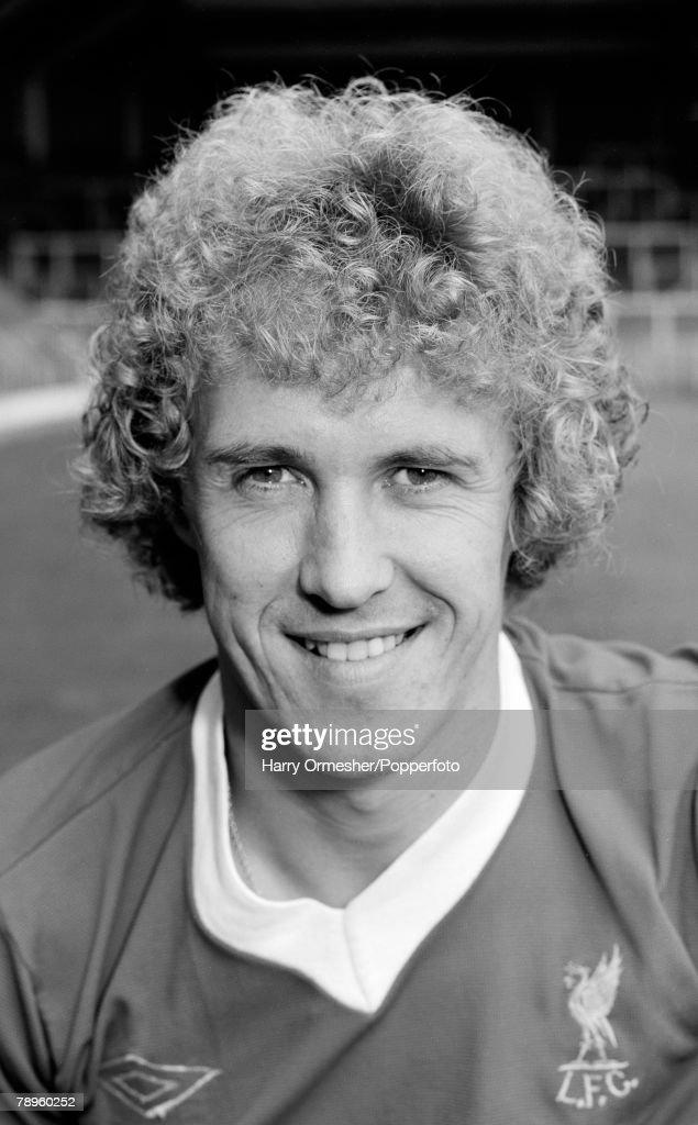 Liverpool F.C. Photo-call, Phil Neal, 1978-79 season. August 1978. : News Photo