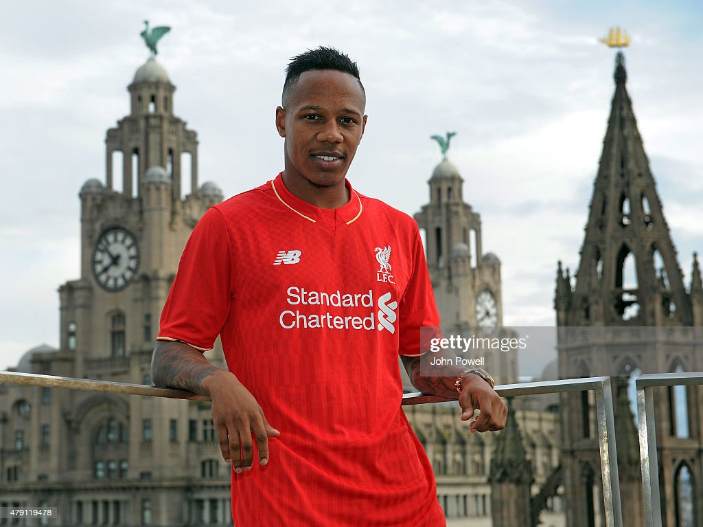 Liverpool FC Unveil New Signing Nathaniel Clyne