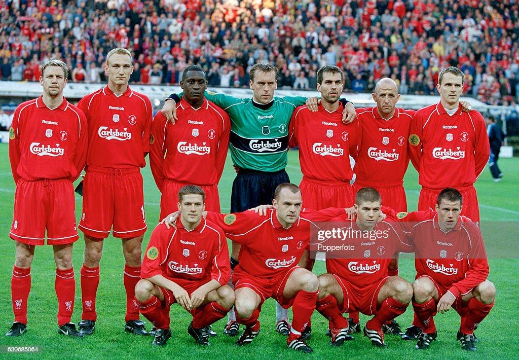 UEFA Cup Final - Liverpool v Alaves : News Photo
