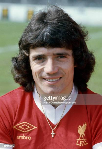 Football Liverpool FC Photocall A portrait of Kevin Keegan