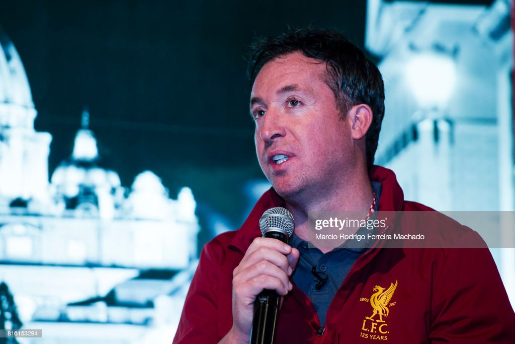 Liverpool FC Supporters Club Legends Appearance