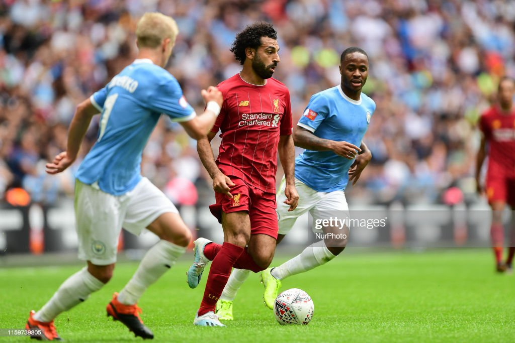 Liverpool v Manchester City - FA Community Shield : News Photo