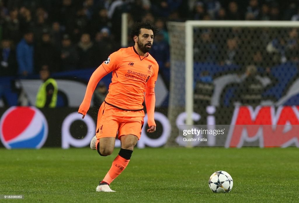 FC Porto v Liverpool FC - UEFA Champions League Round of 16 - First Leg : News Photo
