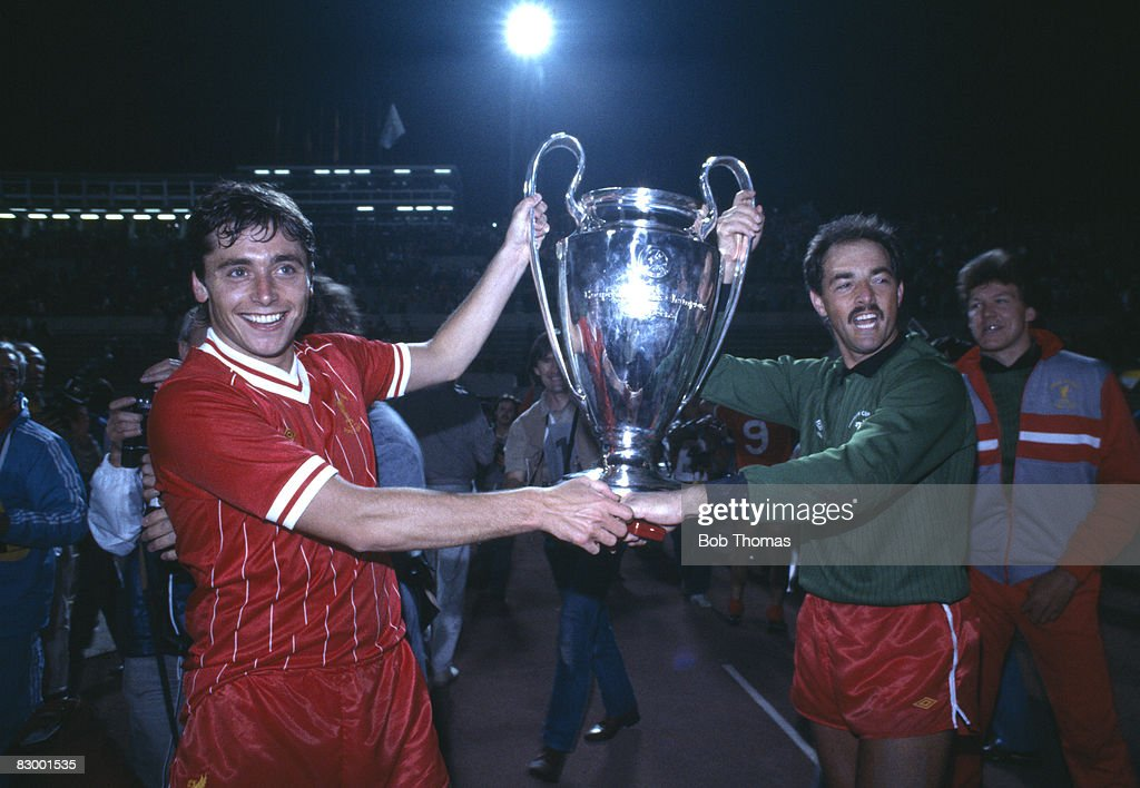 Liverpool Victory In Rome : News Photo