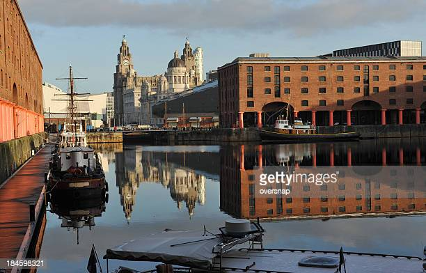 Liverpool Historic docks