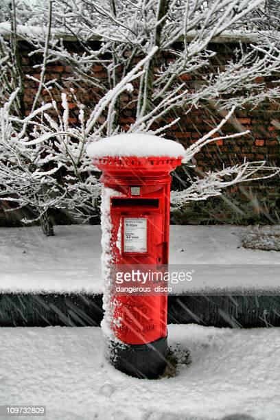 Liverpool, Hope Street Pillar Box