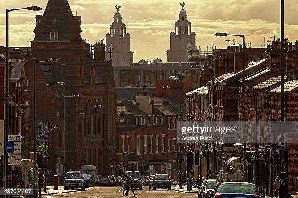 CONTENT] Liverpool is a city and metropolitan borough of Merseyside England United Kingdom along the eastern side of the Mersey Estuary
