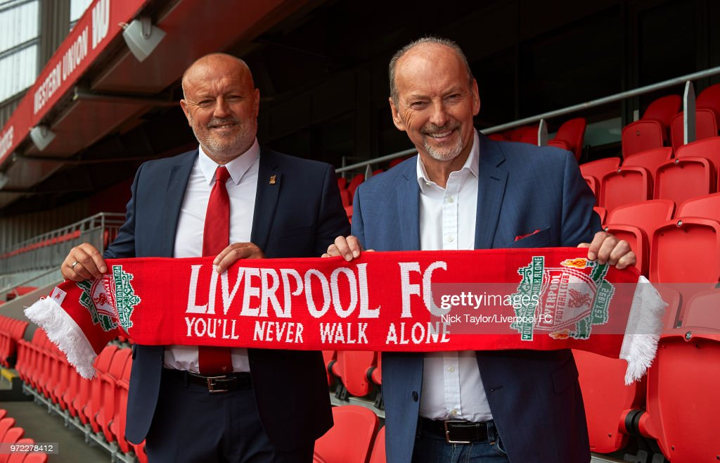 Liverpool Ladies Unveil New Manager : News Photo