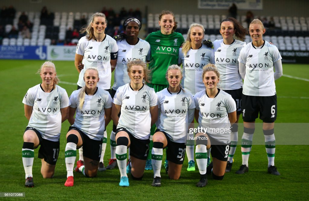 Arsenal v Liverpool Ladies - Women's Super League 1 : News Photo
