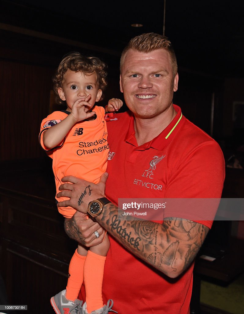 Liverpool fc legends meet and greet with detroit liverpool liverpool legend john arne riise attends a meet and greet with detroit liverpool supporter club in m4hsunfo