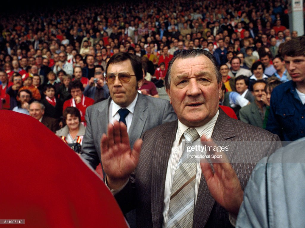 Liverpool Win The League Championship : News Photo