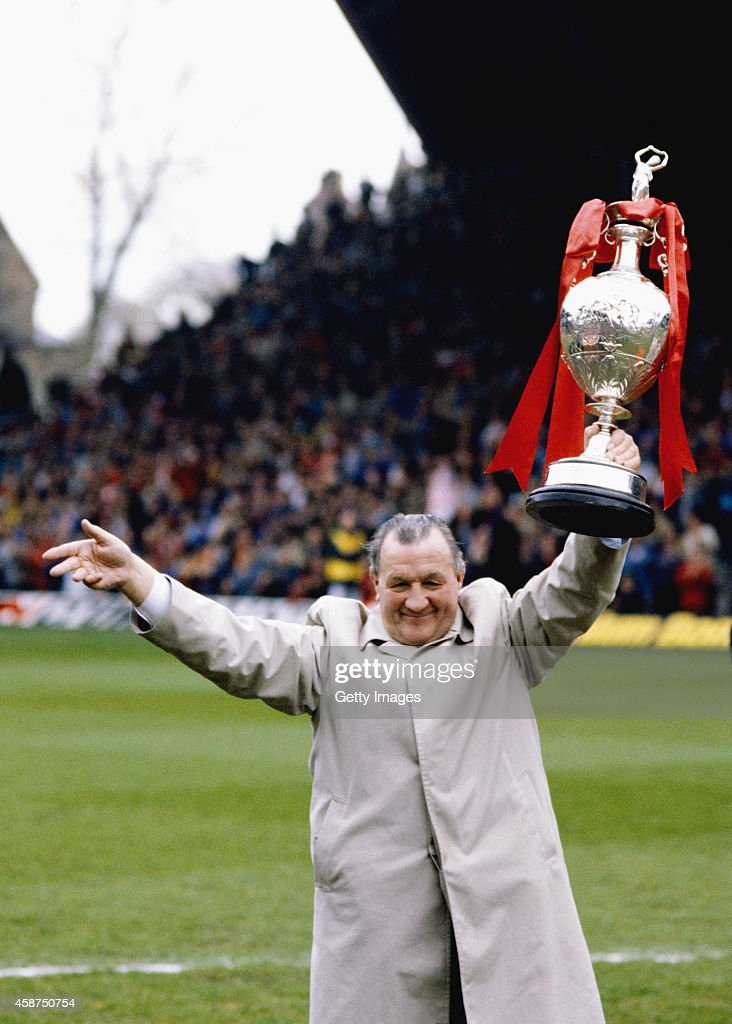 Bob Paisley : News Photo