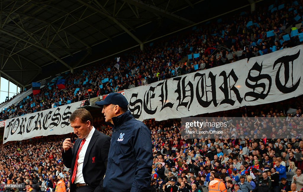 Crystal Palace v Liverpool : News Photo