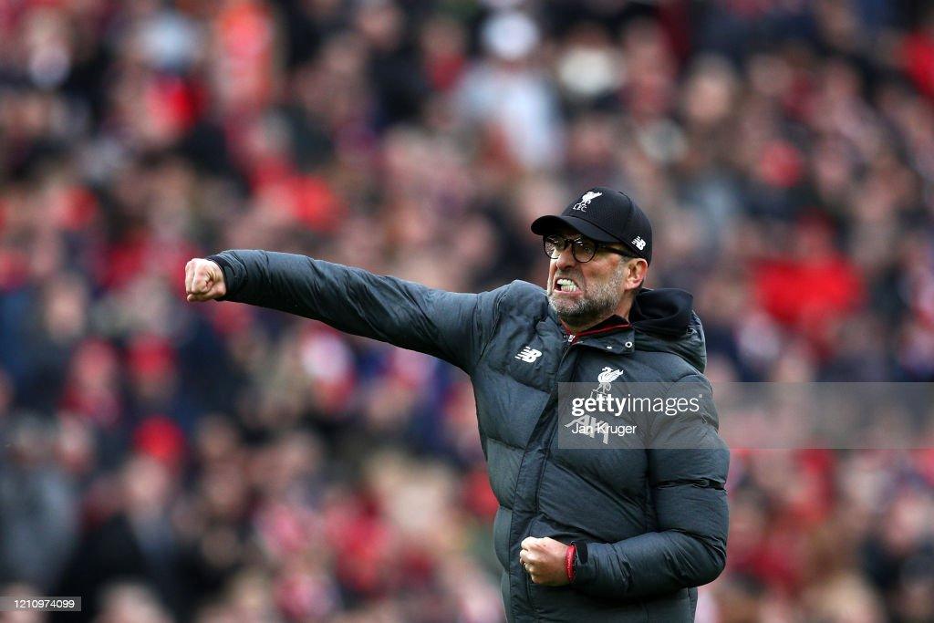 Liverpool FC v AFC Bournemouth  - Premier League : Nachrichtenfoto