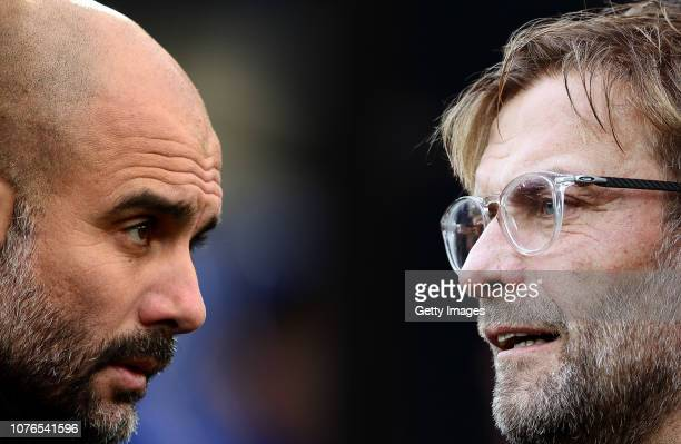 COMPOSITE OF IMAGES Image numbers 911384050856402376 GRADIENT ADDED In this composite image a comparison has been made between Josep Guardiola...
