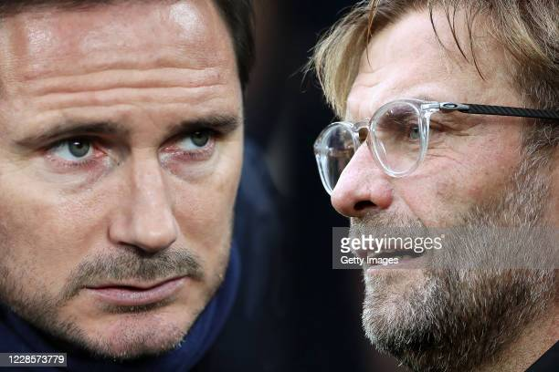 Liverpool manager Jurgen Klopp looks on during the Premier League match between Newcastle United and Liverpool at St. James Park on October 1, 2017...